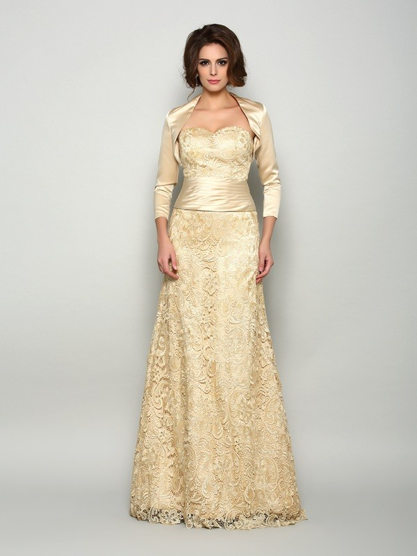 3/4 Sleeves Satin Special Occasion Wrap