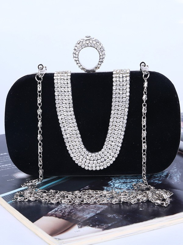 Trending Rhinestone Evening/Party Handbags
