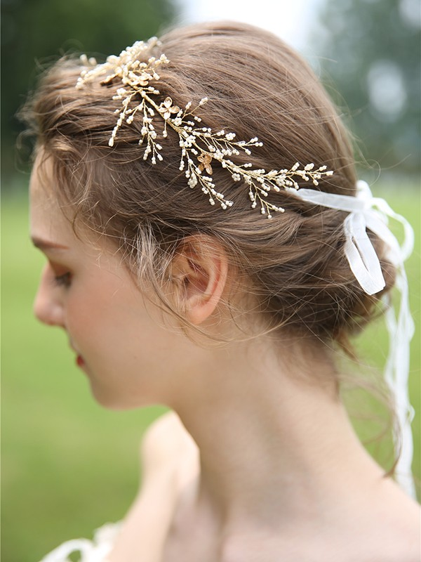 Unique Resin Headpieces