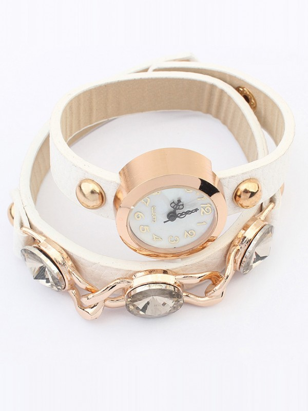 Occident Stylish Trendy Retro Hot Sale Bracelet Watch