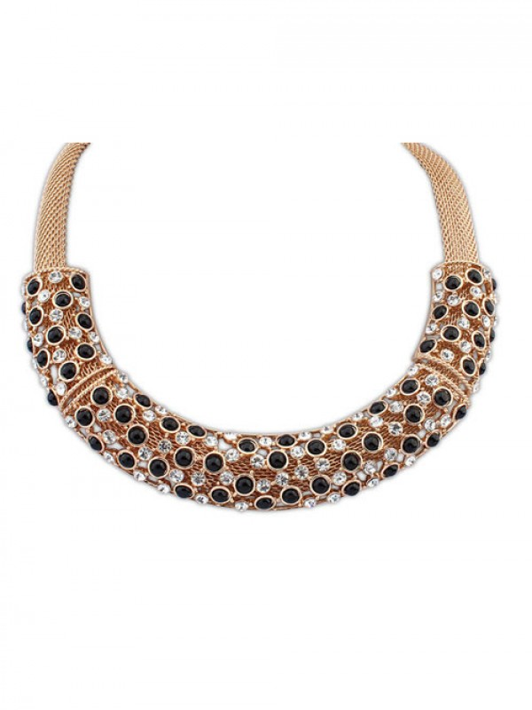 Occident Bohemia Flash drilling Hot Sale Necklace